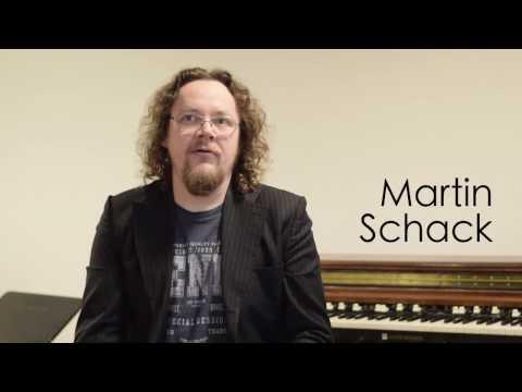 Mød underviseren / Rytmisk samtidsmusiker / SDMK Esbjerg / Martin Schack