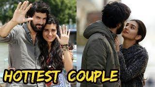 Most Beautiful & Perfect Engin Akyurek & Tuba Buyukustun Turkish Couple 2018 || Boyfriend ||Dating