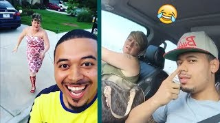 TRY NOT TO LAUGH - FUNNY Mightyduck Vines Compilation (Impossible!)