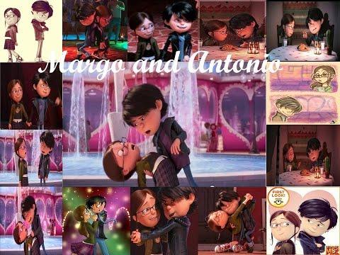 Margo and Antonio