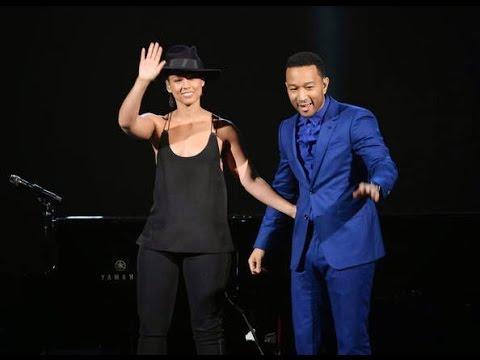 Let it be – John Legend feat Alicia Keys Beatles' 50th Anniversary