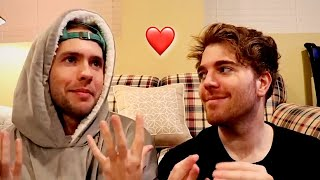 SHANE DAWSON AND RYLAND ADAMS' RELATIONSHIP FROM WHERE IT ALL BEGAN
