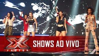 Ravena quer sobreviver com Destiny's Child | X Factor BR