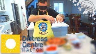 Blind Cooking Reward Video! - Distress Centre Halton Fundraiser! #MentalHealthAwareness