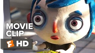 My Life as a Zucchini Movie CLIP - Your Mother Give You That Name? (2017) - Animated Movie
