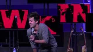 John Crist with Tim Hawkins: Being a Pastor