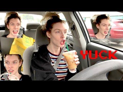 Xxx Mp4 Trying Celebrity Starbucks Orders Gross Vlog 8 3gp Sex