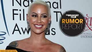 Amber Rose Reveals She Tried Selling Crack