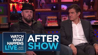 After Show: Dr. Mehmet Oz's Issue With Marijuana | WWHL