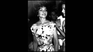 Quando m' en vo - La Boheme, Maria Callas