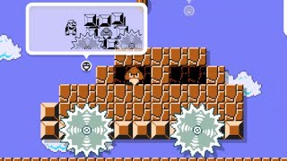 Super Mario Maker - Makers - Earthquake Highway by Sporky - No Commentary