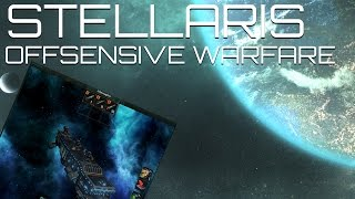 Stellaris for Beginners - Offensive War (When someone else has greener grass)
