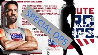 22 Minute Hard Corps SPECIAL OPS RESISTANCE Day 26