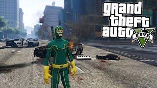 GTA 5 Mods - KICKASS