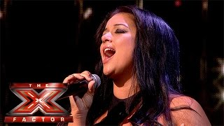 Lauren Murray takes on Jess Glynne's Take Me Home | Semi-Final | The X Factor 2015