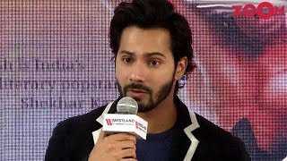 Varun Dhawan Takes A Stand For Feminism