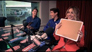 Lele Pons and Matt Hunter Get It Right Challenge | Radio Disney