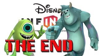 Disney Infinity: Monsters University -THE END