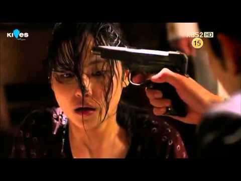 Bridal Mask Bathtub Drowning Scene Episode 24