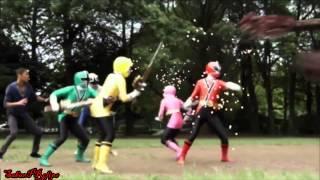 Power Rangers Super Samurai Ep 28 (Preview)