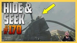 Hide and Seek #170 on CRASH (Modern Warfare Remastered)