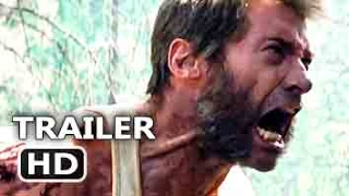 "LΟGАN Official ""Mutant"" TV Spot Trailer (2017) Wolvеrine, X-Mеn Movie HD"