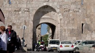 Jerusalem: Ancient Gates, Future Glory #7: Lions Gate