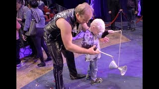 Big Apple Circus Gives Impaired Children A Day To Remember