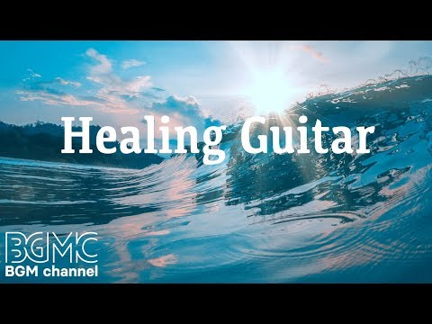 Relaxing Light Guitar Ambient Easy Listening Elevator Music for Sleep Stress Relief