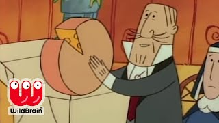 Madeline & The Big Cheese 💛 Season 3 - Episode 9 💛 Cartoons For Kids | Madeline - WildBrain