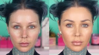 Classic Natural/No Makeup Makeup Look | KristenLeanneStyle