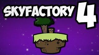 Skyfactory 4 [1] Ultimate Modded SkyBlock
