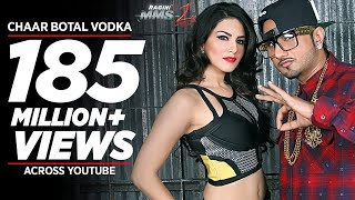 Chaar Botal Vodka Full Song Feat. Yo Yo Honey Singh, Sunny Leone | Ragini MMS 2