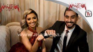 Marwa Gamal - لقطات حصرية لشبكة موسيقي من حفل خطوبة مروة جمال