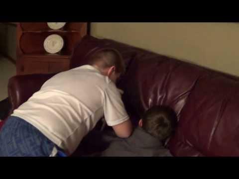 Carson Brady Nick Boss Glue Video