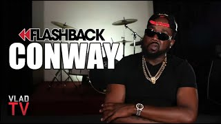 Conway Laughs at Lord Jamar Saying Eminem is a Guest in Hip Hop (Flashback)