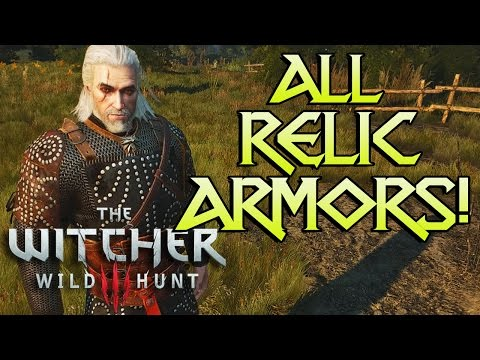 witcher 3 how to get all recipes