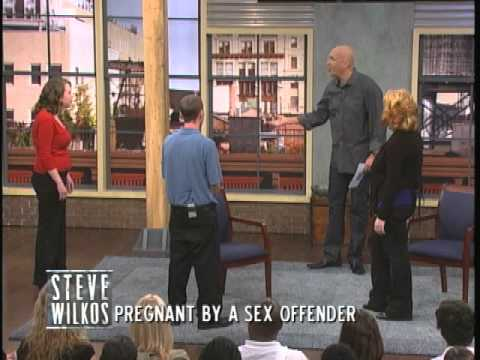 Xxx Mp4 Pregnant By A Sex Offender The Steve Wilkos Show 3gp Sex