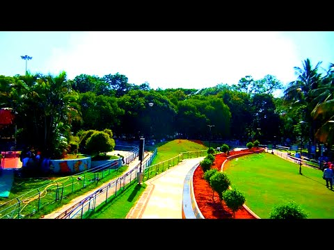 Lumbini Park, Laser Show, Musical fountain, Hyderabad HD Video Completely