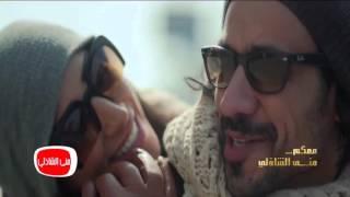 معكم منى الشاذلي - لقطات من الفيلم اللي مكسر الدنيا فيلم هيبتا