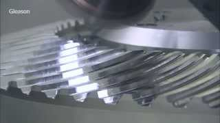 Gleason Heller CP 4000 - 5-Axis Bevel Gear Cutting Machine