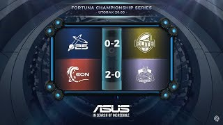 FCS S3 Round 7 - X25 vs ASUS   EON vs R1
