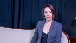 Marlene es Erika de la Rosa en Eva la trailera