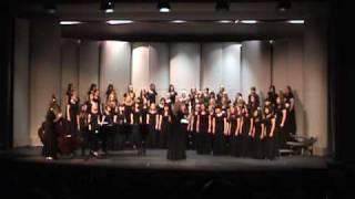 Bel Canto - Gloria Patri - Directed By Emma Uri - By Palestrina