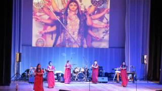 Moscow Durga  Puja 2014 !