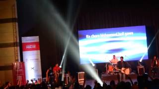 Chora biswasi hoi gaya - Amit Kamble at Tagore International School Jaipur @unlimited praise