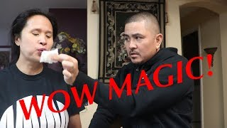 BEST MAGIC TRICK EVER | WOW MAGIC!