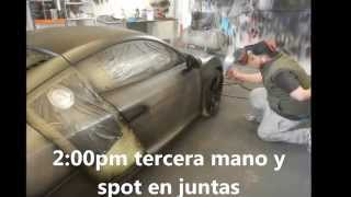 Audi R8 de Rafa Mateo