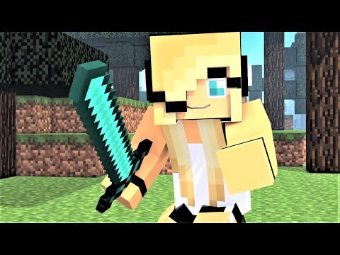 NEW Minecraft Song Psycho Girl 7 Psycho Girl Minecraft Animations and Music Video Series