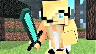 NEW Minecraft Song Psycho Girl 7 - Psycho Girl Minecraft Animations and Music Video Series